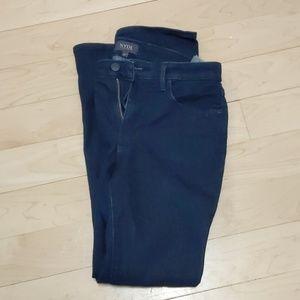 NYDJ Barbara boot cut jeans dark wash 6P